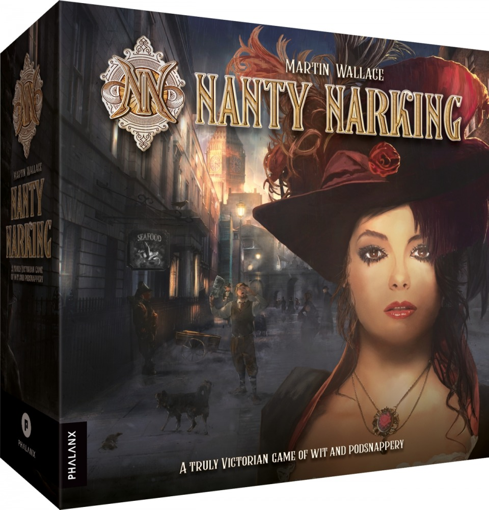 Nanty Narking: Deluxe Edition